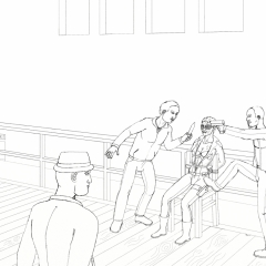 Agent Crossgreen - This was also in the job description WIP023