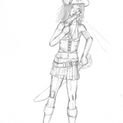 Berry the Pirate Girl  VIP 04V03