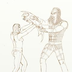 Buffy VS Klingon 11
