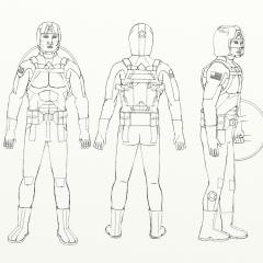 Captain America Redesign WIP037