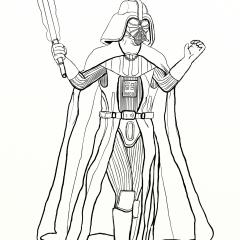 Darth Vader WIP 017