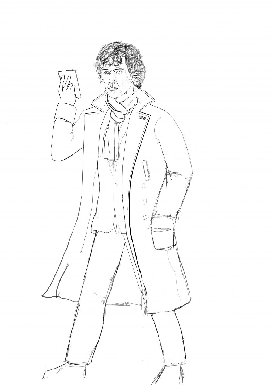 drawing sherlock 01