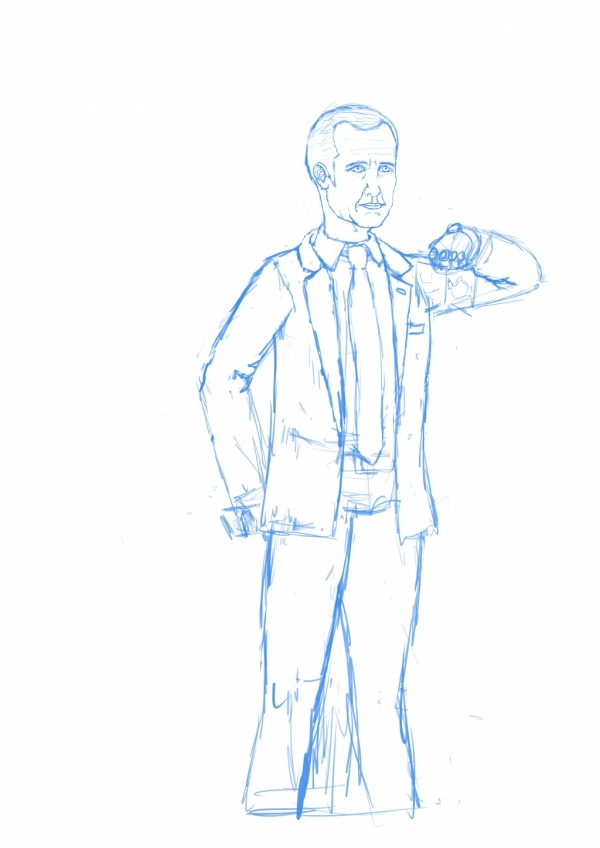 Agent Coulson of S.H.I.E.L.D WIP001
