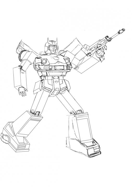 Autobot Prowl WIP005 - W1131H1600