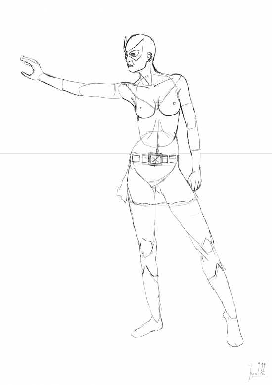 Jean Grey - Power Play 01 WIP003 - W1273H1800