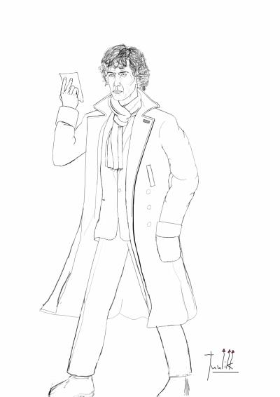 Sherlock WIP006