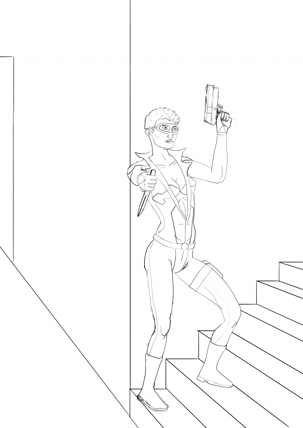 agent-crossgreen-stairs-wip002