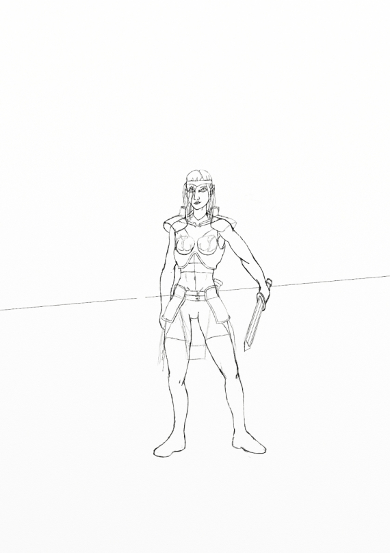 elven-warrior-girl-wip004medium