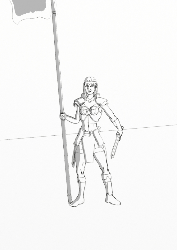 elven-warrior-girl-wip005medium