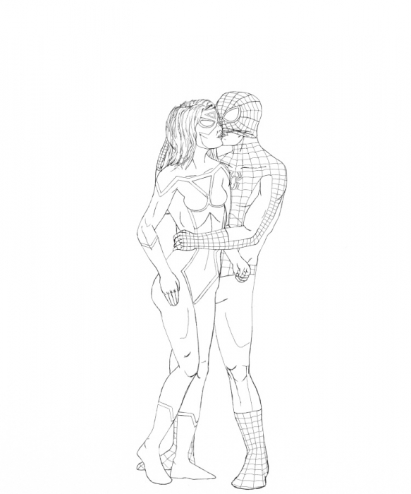 spider-woman-kissing-spider-man-wip015_web4