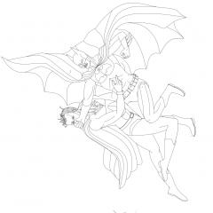 Batman VS Superman WIP012