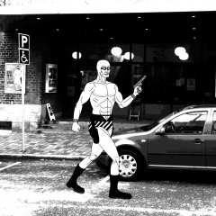 Fantomen Går - The Phantom Walks