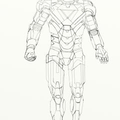 Movie Iron Man WIP029