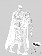 Dark Knight Batman WIP048 - W1212H1600