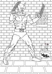 X-Men - Wolverine WIP011 - W1131H1600