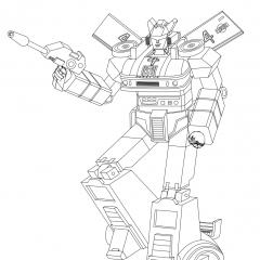 Autobot Jazz WIP011 - W1131H1600